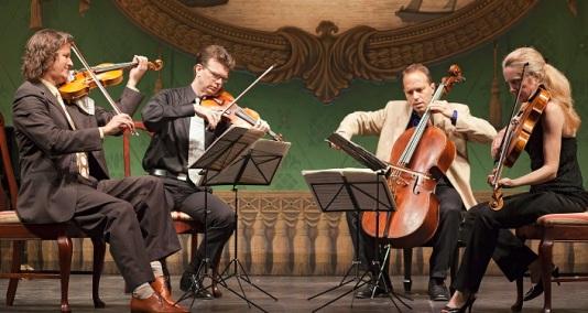 Spoleto Festival USA 2012 - Bankk of America Chamber Music